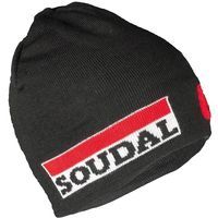 LOTTO SOUDAL Winter Copriscarpe Ciclismo 2020 nero