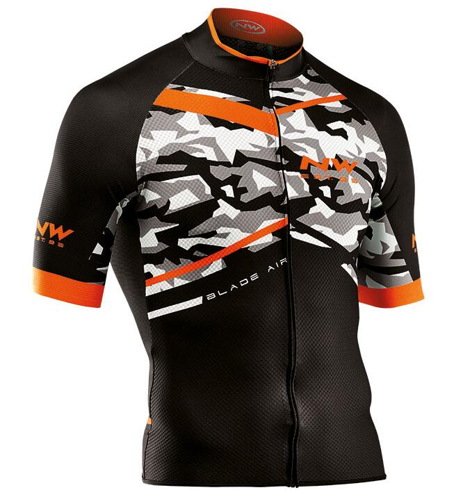 NORTHWAVE Blade Air camouflage Maglia Ciclismo Manica Corta 54732_OW